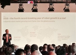 ABB Robotics' European Value Provider Conference. May 22 and 23